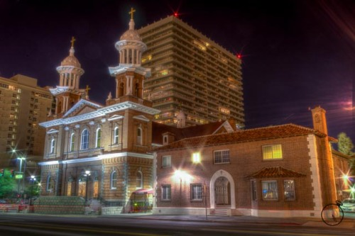 Saint Thomas Aquinas Cathedral, Reno, NV